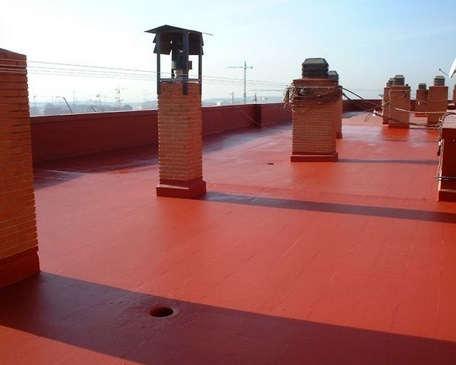 impermeabilizacion de cubiertas madrid