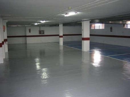 Cuándo renovar el pavimento del garage o el suelo del parking de coches y motos