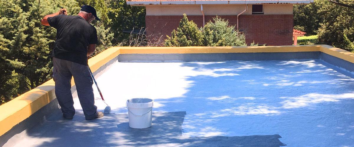 Por qué impermeabilizar viviendas con terraza, estanques, arquetas y cubiertas