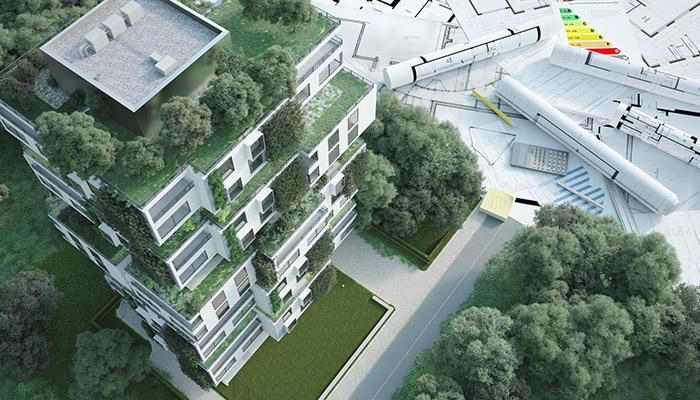 techos verdes intensivo